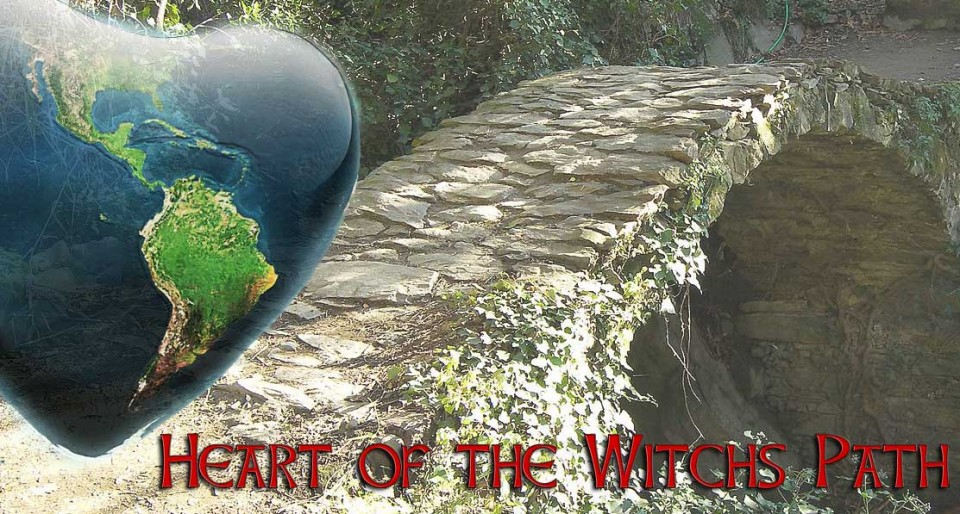 Heart of the Witch's Path